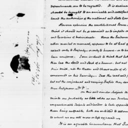 Document, 1821 April 30