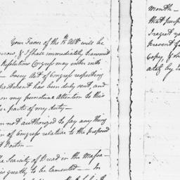 Document, 1779 April 04