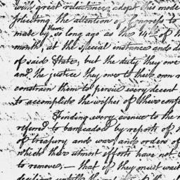 Document, 1779 May 03