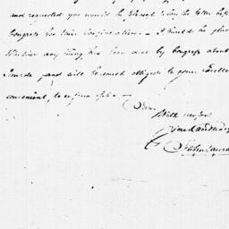 Document, 1779 June 10