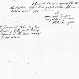 Document, 1785 May 07
