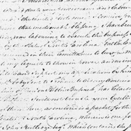Document, 1779 August 29