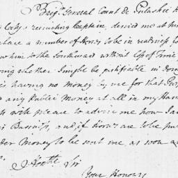 Document, 1779 April 23