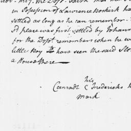 Document, 1769 September 04