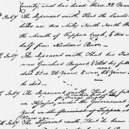 Document, 1769 September 01