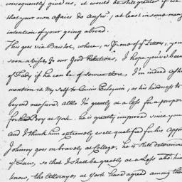 Document, 1763 February 15