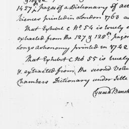 Document, 1769 September 27