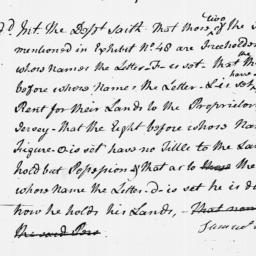 Document, 1769 September 06