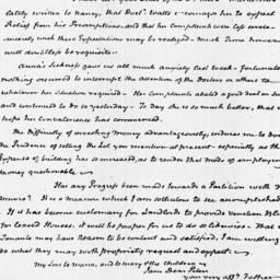 Document, 1825 April 12