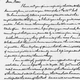Document, 1826 September 23