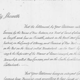 Document, 1773 March 25