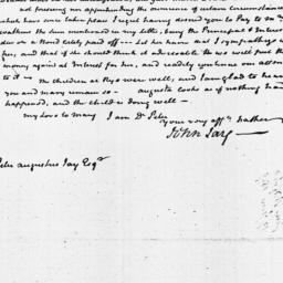 Document, 1819 June 19