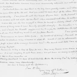 Document, 1817 February 12