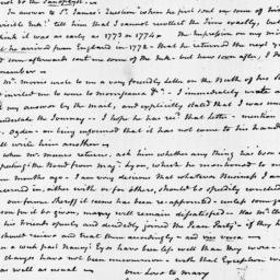 Document, 1813 March 30