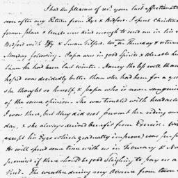 Document, 1812 January 11