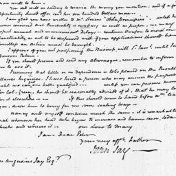 Document, 1811 March 12