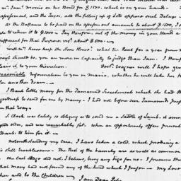 Document, 1820 February 08