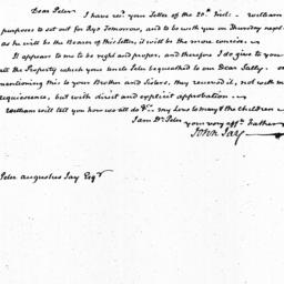 Document, 1824 May 31