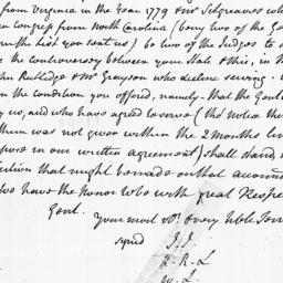 Document, 1785 June 07