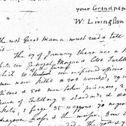 Document, 1781 February 8