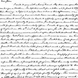Document, 1838 December 24