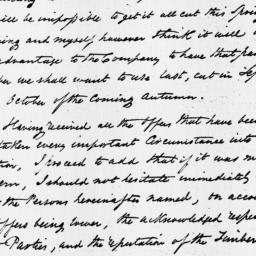 Document, 1829 March 18