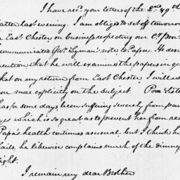 Document, 1827 March 11