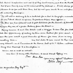 Document, 1822 November 04