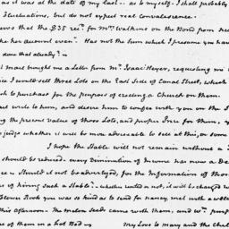 Document, 1822 March 04