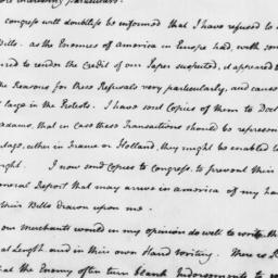 Document, 1781 October 18