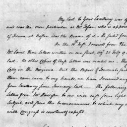 Document, 1781 May 29