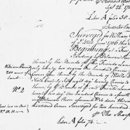 Document, 1718 May 14