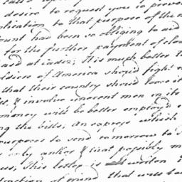 Document, 1781 March 28