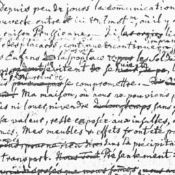 Document, 1787 October 17