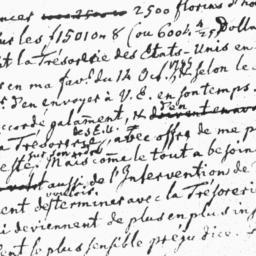 Document, 1786 October 23