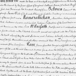 Document, 1675 September 23