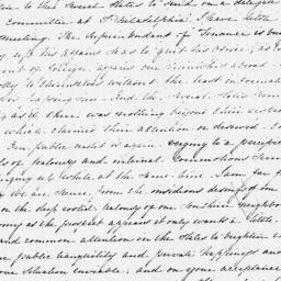 Document, 1784 September 18