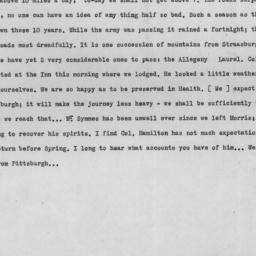 Document, 1794 November 22