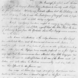 Document, 1787 February 20