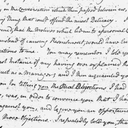 Document, 1773 February 02