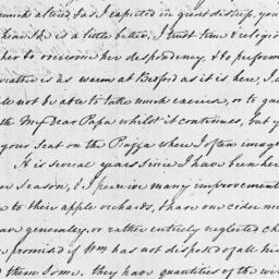 Document, 1821 August 10