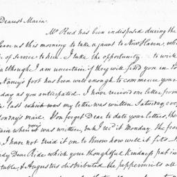 Document, 1830 August 11