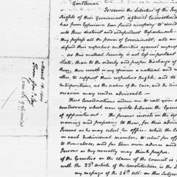Document, 1801 March 18