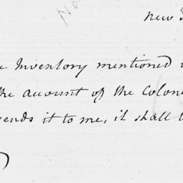 Document, 1795 September 28
