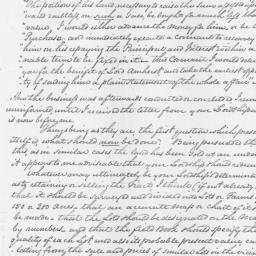 Document, 1815 May 09