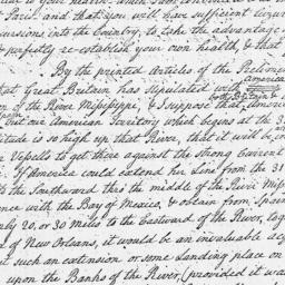 Document, 1783 February 22