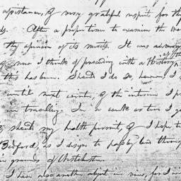 Document, 1813 August 22
