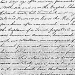 Document, 1781 September 26