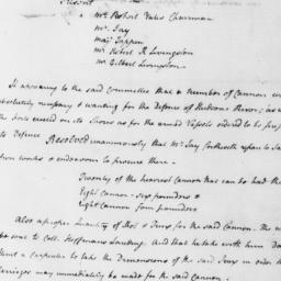 Document, 1776 July 27