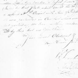 Document, 1777 February 08